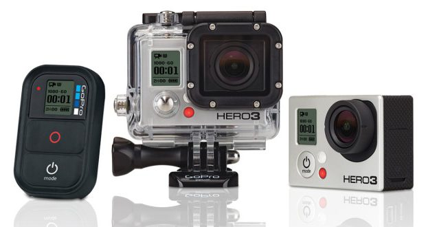 GoPro Hero 3 Actionkamera