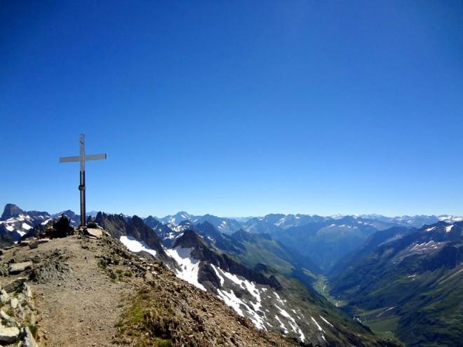 Gipfel Grassen