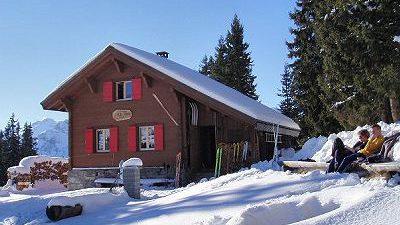 Skihaus Stäfeli