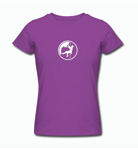 Shirt Klettern Bouldern Damen