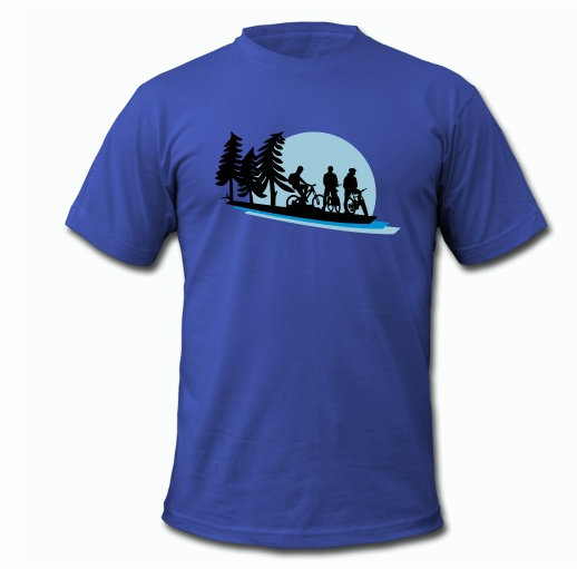 Shirt Mountainbike